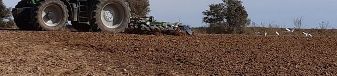 UP es planteja denunciar el Ministeri d'Agricultura pels ajuts del Pla Renove de maquinària agrícola