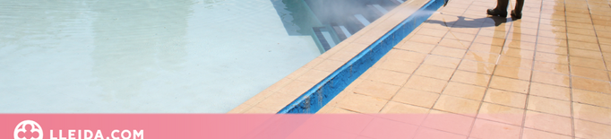 Tres municipis de Ponent iniciaran la nova temporada de bany aquest 19 de juny