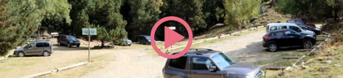 En marxa el sistema de reserva d'aparcament a l'accés a la Pica d'Estats
