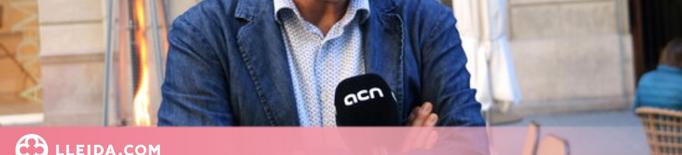 L'escriptor Francesc Serés, Premi Llibreter 2021 d'Altres Literatures