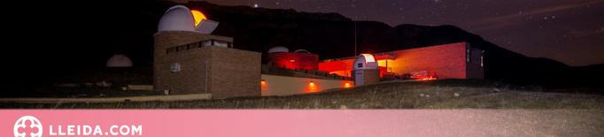 El Parc Astronòmic del Montsec, una finestra a l'univers