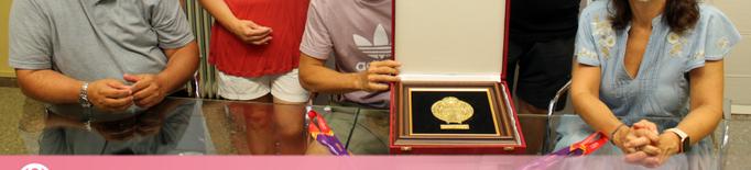 Torna a Tàrrega Arnau Monné després de guanyar dues medalles als europeus sub-23