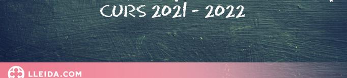 Especial Tornada a l'Escola (Curs 2021 - 2022)