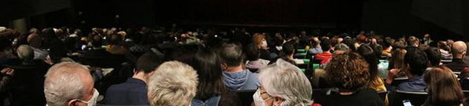 """Els teatres i els cinemes tornen a la """"normalitat"""" després d'any i mig"""