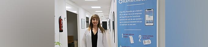 """Carla Guilla: """"L'etapa de l'adolescència no s'ha de tractar com una malaltia ni com a un problema"""""""