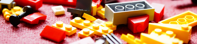 Guissona prepara la primera Fira Playmobil i Lego