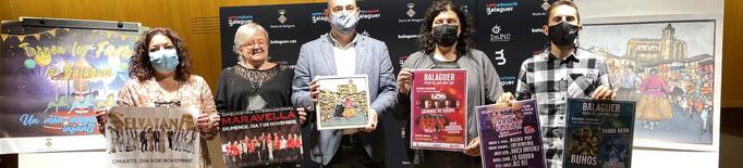 Balaguer tornarà a celebrar les Festes del Sant Crist