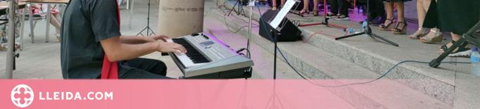 Música i traca final per cloure la festa major de Balàfia