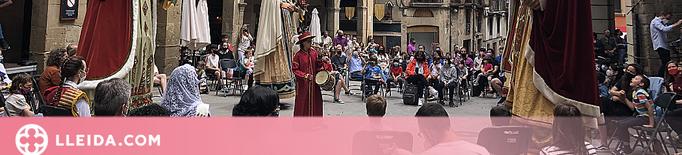 Solsona fixa tres dies per recollir les invitacions als ballets tradicionals de la Festa Major