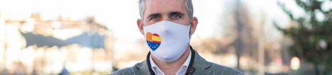"""Jorge Soler: """"Estic a Cs per representar a tots els que tenim claredat en el sentit de ser catalans, espanyols i europeus"""""""