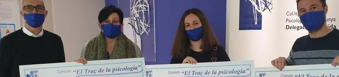 El COPC de Lleida entrega els premis 'El traç de la psicologia'