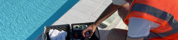 Control piscines