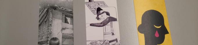 Punts de llibre il·lustrats i amb poemes a les llibreries, equipaments i biblioteques del Segrià