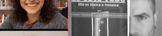 """Lo odio todo. Ella es tóxica e intoxica"", la nova obra d'un escriptor rossellonenc"