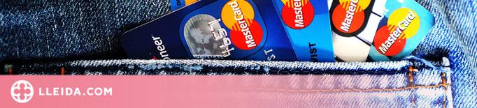 L'associació d'Usuaris Financers alerta del risc d'utilitzar tarjetes 'revolving'