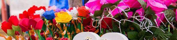T'atreveixes a canviar el color de la rosa aquest Sant Jordi?