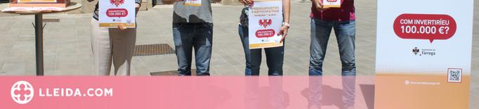 L'Ajuntament de Tàrrega ja ha recollit més de 120 propostes ciudadanes