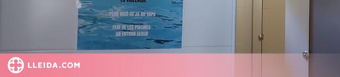 El Consell Comarcal del Segrià impulsa una campanya per visibilitzar la violència masclista a les piscines