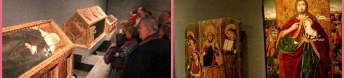 Licitació del Museu de Lleida pel trasllat de les 111 peces d'art a l'Aragó