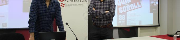 Ramon Grau, degà d'enginyers Lleida