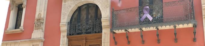 Finalitzada la restauració de les portes de l'entrada del Palau de la Diputació