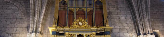 Vista general de l'orgue