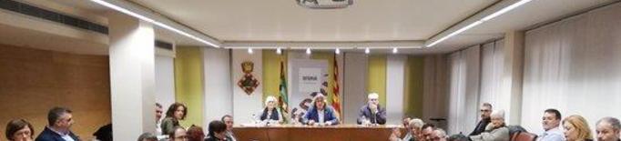 """El Consell Comarcal del Segrià reclama uns preus """"justos"""" per a la pagesia i la fruita dolça"""