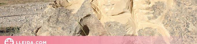 Camí dels Set Sentits de la Marta Pruna: l'art efímer de la natura