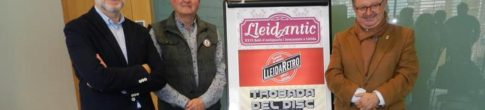 Antiguitats, art, vehicles clàssics i música s'aplegaran aquest cap de setmana a Fira de Lleida