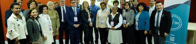 Amèrica Llatina desembarca a Municipàlia
