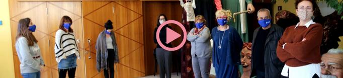 ⏯️ Tremp recorda les víctimes de la covid-19 amb un minut de silenci