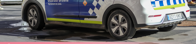 Detinguts per agredir i robar a un home de 62 anys a Lleida