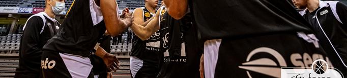 Almenys 8 positius de covid-19 al Força Lleida