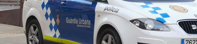 Fuig d'un control d'alcoholèmia i intenta atropellar els agents de la Urbana de Lleida