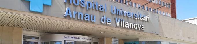 Baixen a 153 els hospitalitzats per covid-19 a Ponent