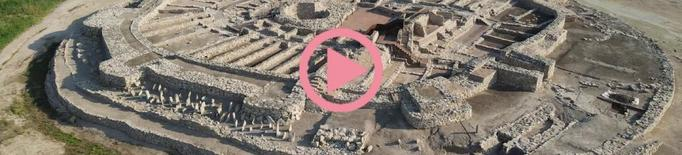 ⏯️ Documenten una inundació del segle VIII aC als Vilars d'Arbeca