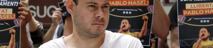 Pablo Hasel no es presentarà voluntàriament a la presó