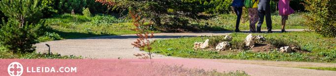 Rècord de visitants a l'estiu a l'Arborètum de Lleida