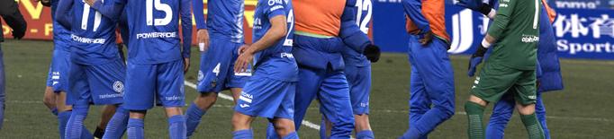 Molo ja ha fet servir vint-i-sis futbolistes