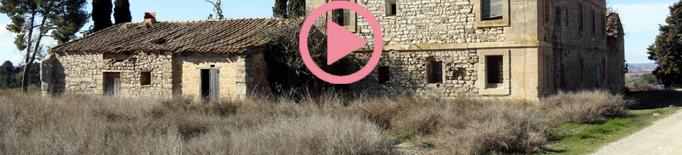 ⏯️ Recullen signatures per salvar la masia pairal de Francesc Macià a Vallmanya