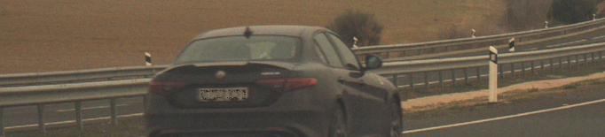 Enxampat conduint a 219 km/h per l'A-22 a Lleida