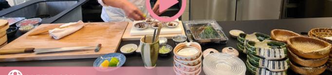 ⏯️ La cuina japonesa aterra al Pallars per quedar-s'hi