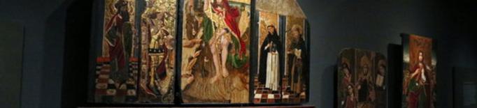 El termini per enviar a l'Aragó les 111 obres de la Franja del Museu de Lleida venç avui