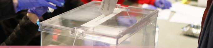 Lleida registra la participació més baixa des del restabliment de la democràcia