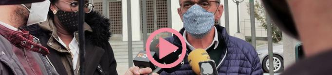 ⏯️ Pueyo reclama al Govern espanyol més implicació en la campanya de la fruita