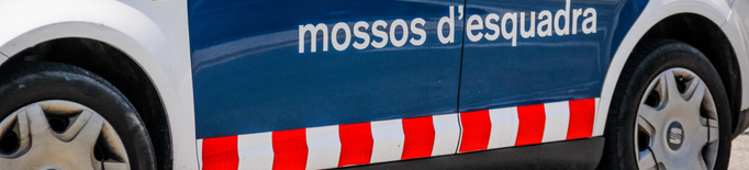 Detingut un camioner per conduir ebri a l'autovia A-2