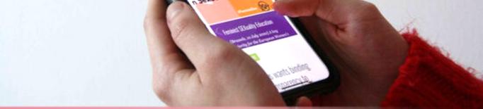 ⏯️ El 73% de les dones ha patit algun tipus de violència a Internet i la pandèmia ho agreuja