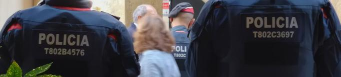 Detingut per atracar una botiga i ferir un mosso amb una navalla a Lleida