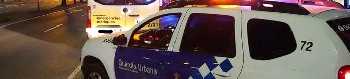 Detingut per agredir la seva parella a les portes d'un CAP de Lleida
