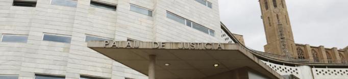 Presó provisional pel detingut per apunyalar un jove a una plaça de Lleida